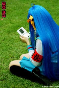 Konata Izumi cosplay – Lucky Star by farizasuka