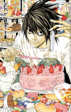 Death Note デスノート artwork