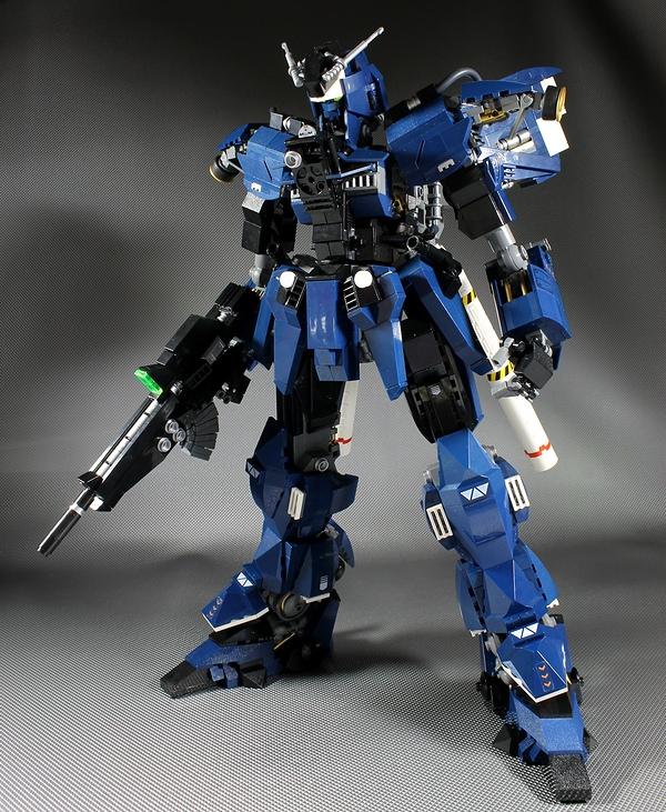 Gundam L.01 NAVY STAR