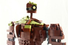 Lego Castle in the Sky Robot  Created by Kurt Altschul