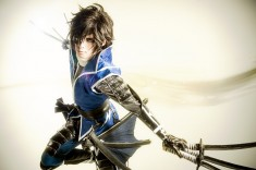 cosplay: Mayu (繭) as Date Masamune of Sengoku Basara3/DEVIL KINGS3