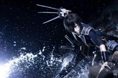 cosplay: Mayu(繭) as Masamune Date of Sengoku Basara2/DEVIL KINGS2