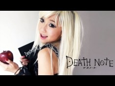 Video: Death Note Misa Amane makeup tutorial