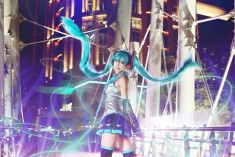 cosplay: Mon (Mon❥小夢夢) as Hatsune Miku  of VOCALOID