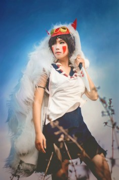 cosplay: Mononoke Hime 5 by chuongtu on DeviantArt