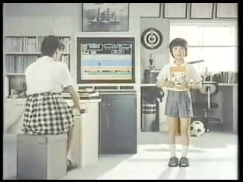 MSX  Konami Hyper Olympic videogame commercial 1983, japan – YouTube