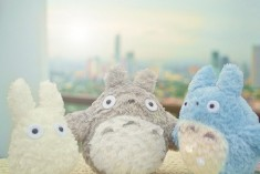 My Neighbor Totoro: Some crafts to brighten up your day