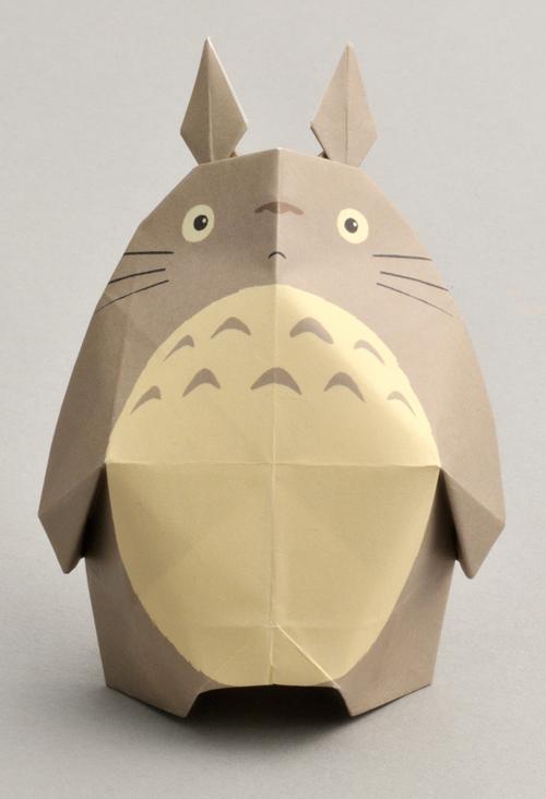 My Neighbor Totoro Origami Pinime