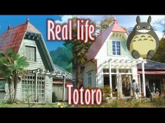 My Neighbor Totoro's house in real life! となりのトトロ サツキとメイの家 – YouTube