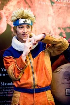 舞台「NARUTO」シンガポールで最終公演へ、キャストが海外公演の手応え語る – コミックナタリー