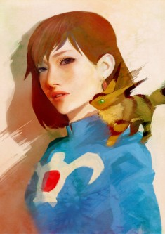 Fan art: Nausicaa by wataboku on DeviantArt