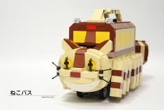 LEGO ねこバス Nekobasu (Catbus) from My Neighbour Totoro