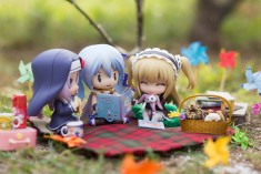 Nendoroid Photography: Reading Picnic Day