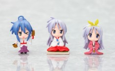 Nendoroid PLUS: Lucky Star Cosplay Charm Series 2 — Military cosplay from the Sengoku era!