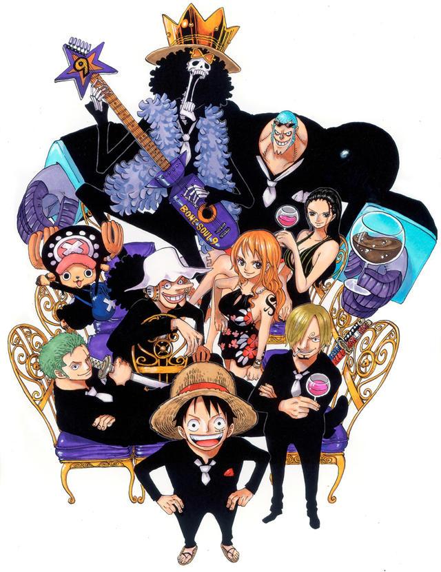 One Piece ワンピース illustration:「ONE PIECE展」大阪、ローの能力体感など追加展示も豊富 –  ...