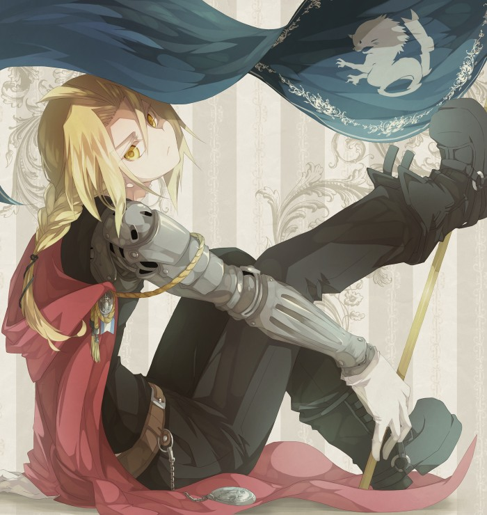 Fullmetal Alchemist fan art