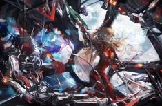 Neon Genesis Evangelion fan art