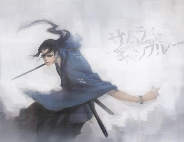 Samurai Champloo fan art