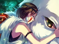Princess Mononoke fan art