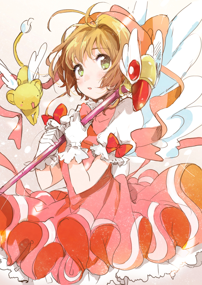 Cardcaptor Sakura fan art from japan カードキャプターさくら