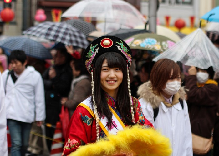 The Nagasaki Lantern Festival | Tokyo Desu