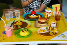 Pictures: We Visited Tokyo's Pokémon Cafe (and Pokemon Exhibition) | Tokyo Desu