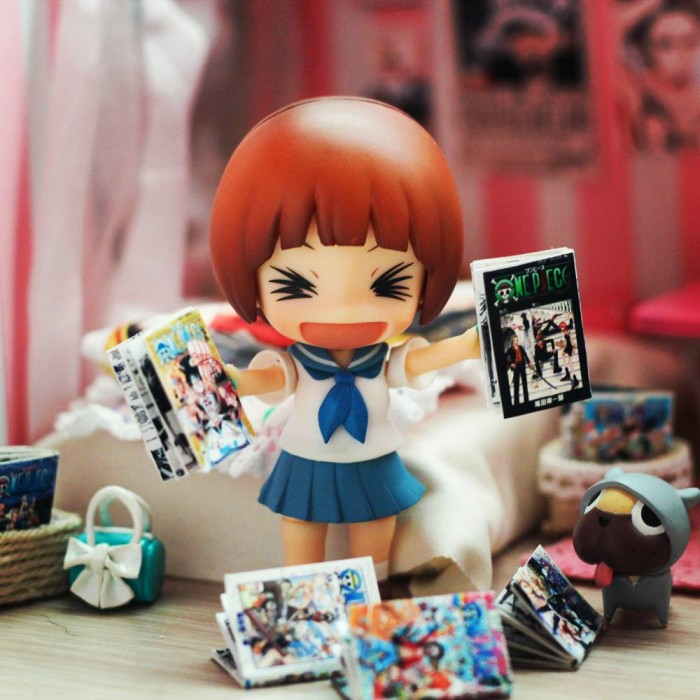 Interested in having your own miniature manga? Check out my latest blog post on how you could cr ...