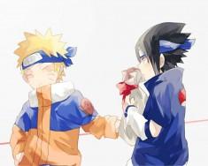 Naruto fan art だいすきなきみへ