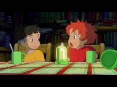 Ponyo Official English Language Trailer from Disney