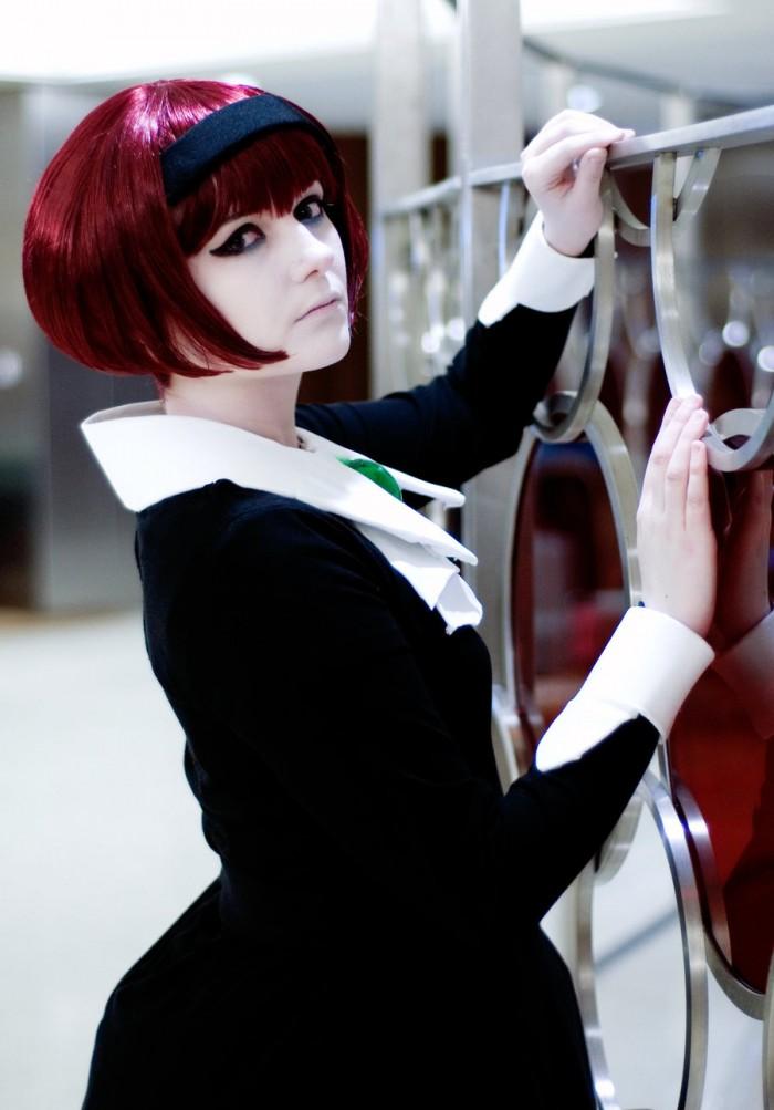 R. Dorothy Waynewright cosplay by Hopie-chan on DeviantArt