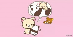 Korilakkuma Panda