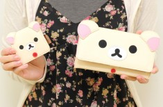 Rilakkuma and Friends, Rilakkuma Coin Purse & Wallets