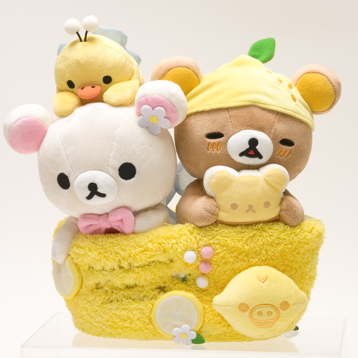 Rilakkuma Lemon Series Limited Edition Special Set