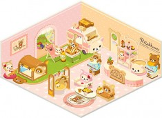 Rilakkuma on LINE PLAY