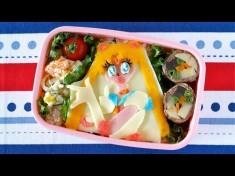 Sailor Moon Bento Lunch Box (Kyaraben) セーラームーン弁当の作り方 (キャラ弁) – OCHIKERON & ...