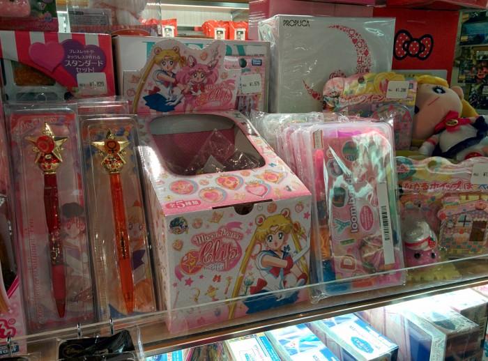 Sailor Moon Swag from Tokyo – Album on Imgur