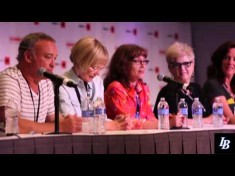 Sailor Moon: The Original English Dub Cast at Anime Expo 2014 – YouTube video