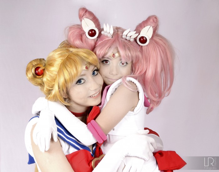 sailor moon y chibiusa cosplay by Loky-Roc on DeviantArt