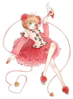 Cardcaptor Sakura fan art