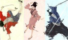 Fan art: Samurai Champloo by celor