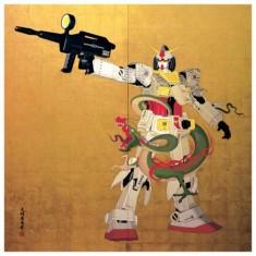 Sci-Fi Samurai by Tenmyouya Hisashi