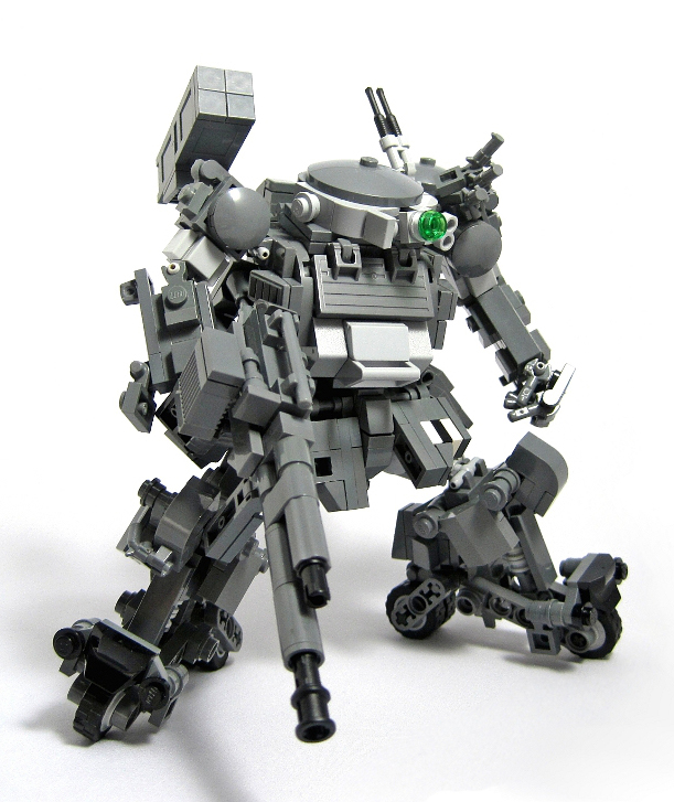 LEGO Armored Trooper VOTOMS Scopedog