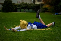 Serena Tsukino cosplay by GenesisMoon on DeviantArt