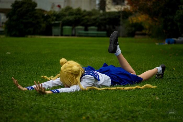 Serena Tsukino cosplay by GenesisMoon on DeviantArt