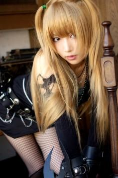 Misa Amane cosplay (弥海砂)