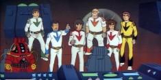 Star Blazers (AKA Space Battleship Yamato)