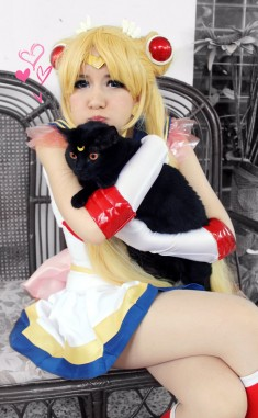 Super Sailor Moon and Luna Cosplay by SailorMappy on DeviantArt