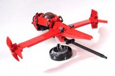 LEGO Swordfish II from Cowboy Bebop by Adrian Florea