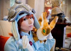 Teto is cute! Nausicaä of the Valley of the Wind 風の谷のナウシカ cosplay by Witchiko on DeviantArt
