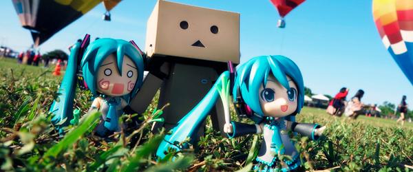 Miku Adventures!